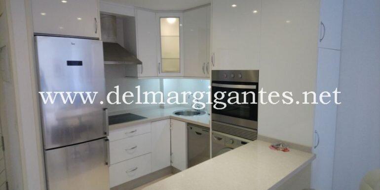Las Galletas-alborada-kuchnia
