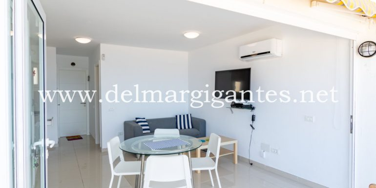 For Holiday Rent One Bedroom Apartment Los Gigantes Ocean View Large Terrace10