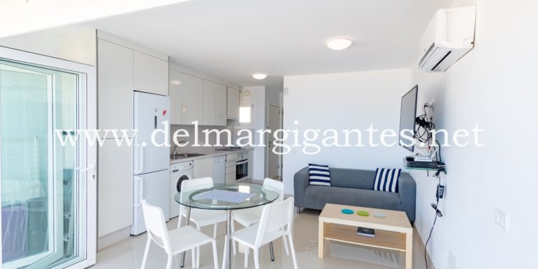 For Holiday Rent One Bedroom Apartment Los Gigantes Ocean View Large Terrace11