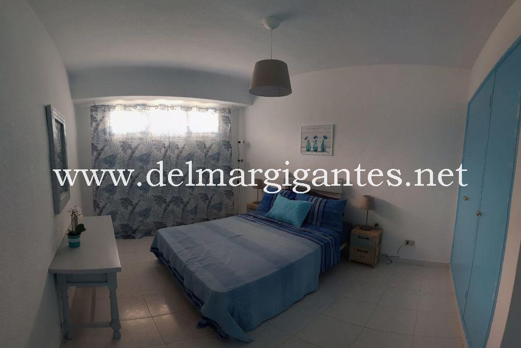Puerto Santiago-Arenas Negras-apartament 4 osoby-sypialnia