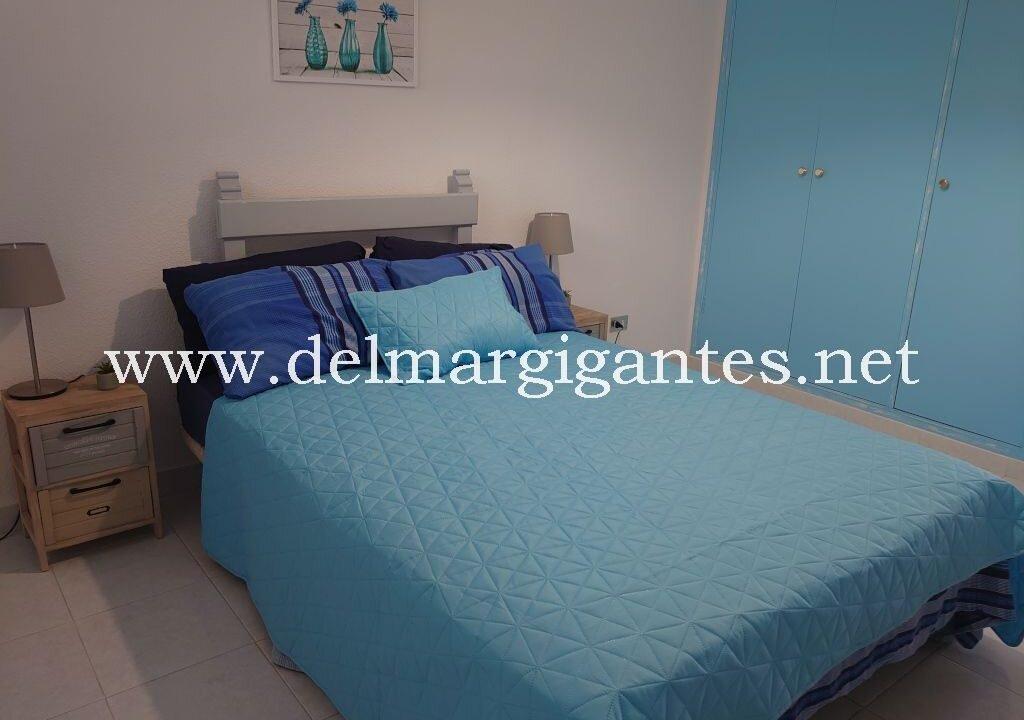 Puerto Santiago-Arenas Negras-apartament 4 osoby-sypialnia3